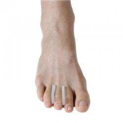 Séparateur d'orteils forme anatomique