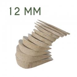 Podorex talonnette 12mm de compensation