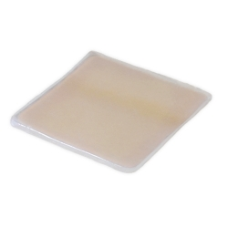 Plaque de gel de silicone