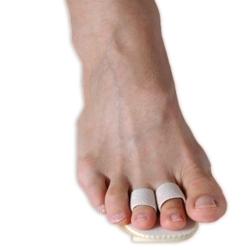 Redresseur d'orteils réglable
